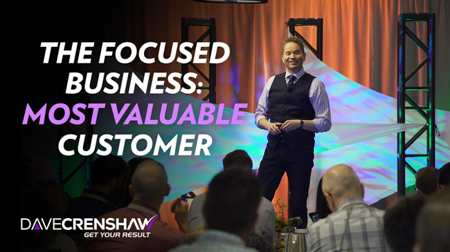 Are you focused on your most valuable customers?