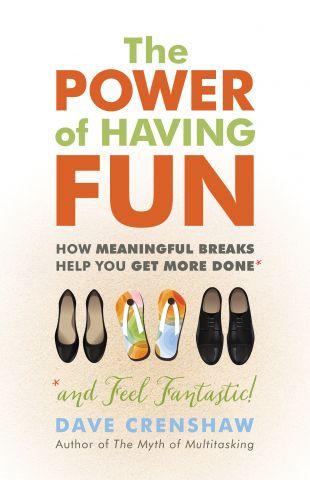 Power of Having Fun Cover