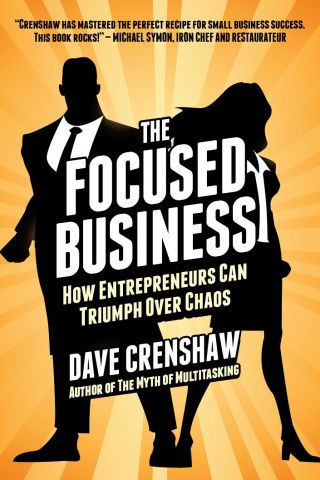 The Focused Business Cover
